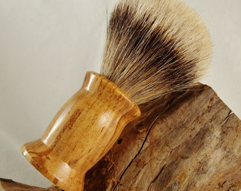 Your Shaving Brush, Your Badger Shaving Brush, Your Badger Brush the Way you want it