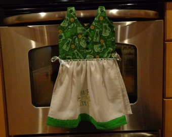 Luck O' the Irish - Hanging Kitchen Towel