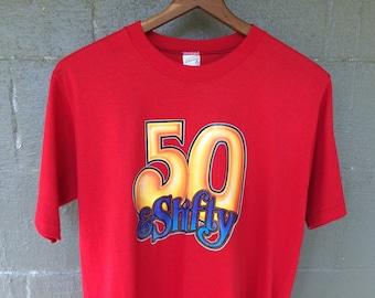 Vintage 50 & Shifty Tshirt