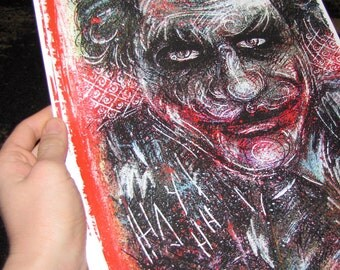 """Why So Serious, 11x17"""" Mini Poster"""