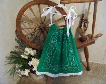 Bandana Dress Size 2-4