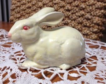 Vintage Woodland Bunny