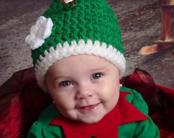 Elf Hat Choose Size and Color NEWBORN PHOTOGRAPHY