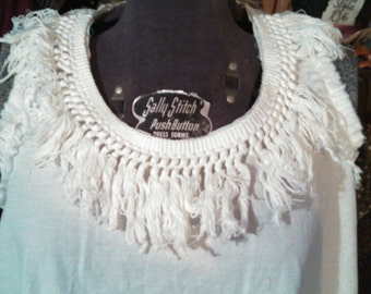 fringed and fancy