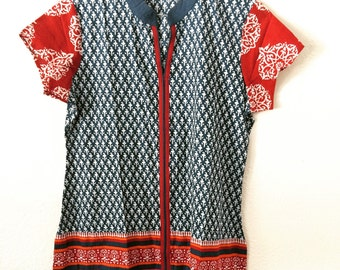 Boho cute tunic dress