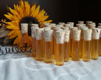 Bridal Shower Honey Favors,  Sunflower Wedding, Bomboniere - 50
