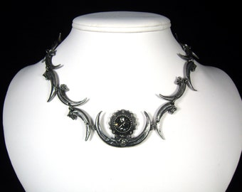 Isis Sun Necklace