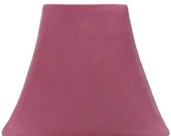 Mauve Slinky - SLIP COVERS for lampshades