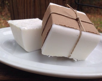 Honey Almond goat's milk soap