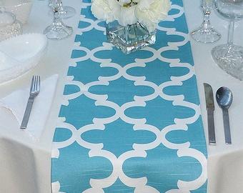 Farmhouse Table Runner, Choose Your Table Runner, Blue Table Runner   Blue  Wedding Linens
