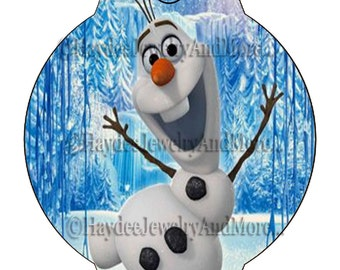 Frozen Straw tags