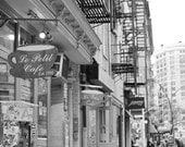 New York Architecture Photography, NY Art, Manhattan Prints, Soho Architecture Print, NYC Prints, Black and White Wall Art, Oh So Soho 3