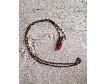 Red Aventurine GemBlast Necklace