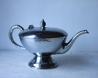 Vintage Silver Pot