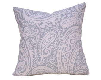 Designer Pillow - Robert Allen Paisley Pillow - Throw Pillow