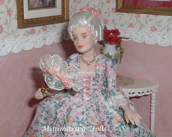 Minimariba Dolls - 1760 Lady