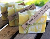 Bridal Shower, Wedding Favor Soaps