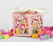 Love Is In The Air Favor Box
