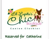 Special Reserved Listing for Catherine