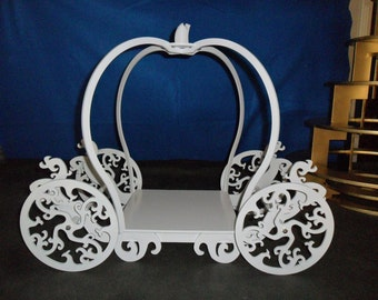 Handmade Carriage Cake Stand Etsy