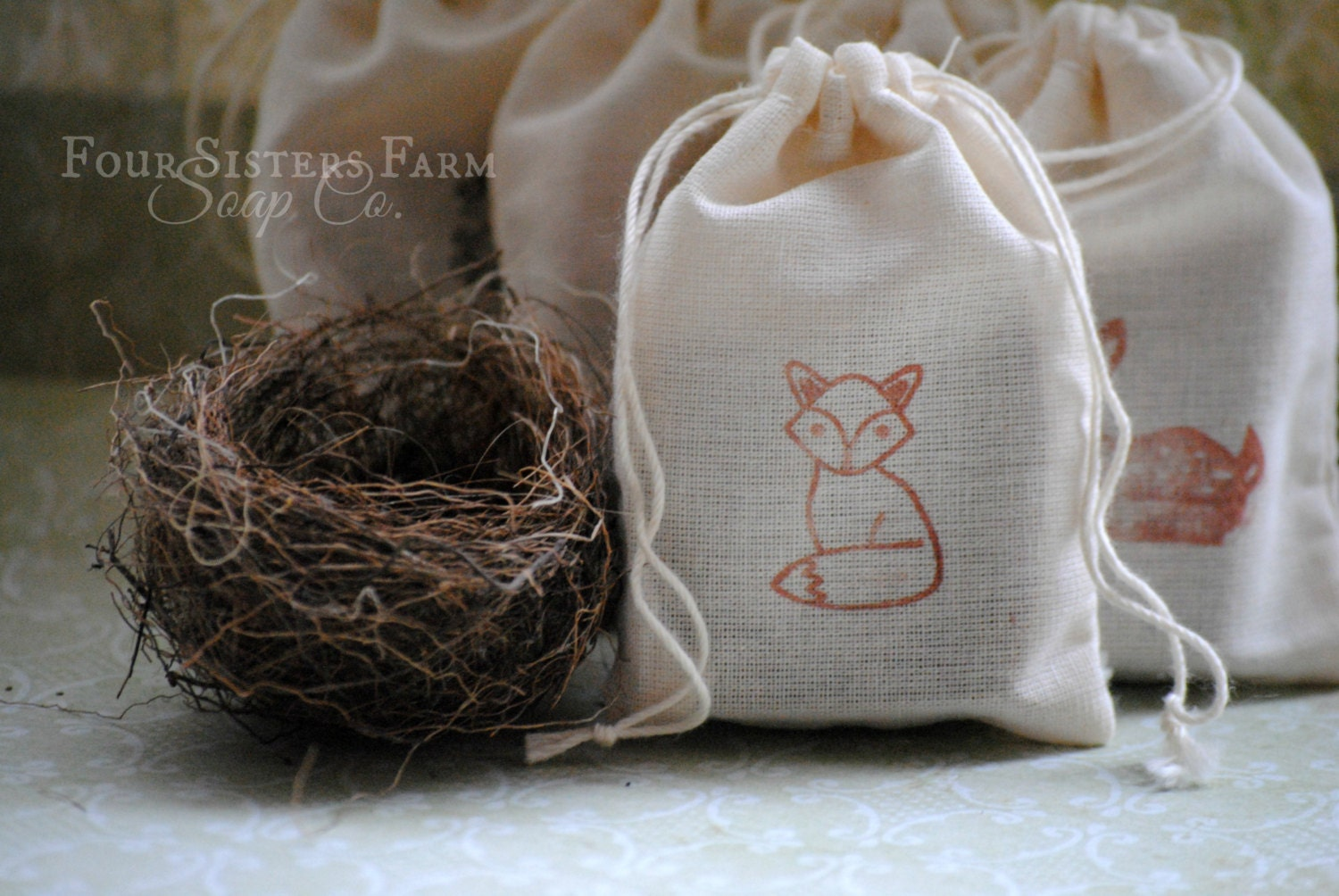 woodland baby shower soap favors baby shower favors fox