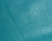"""OVERSTOCK #530 Leather CLOSEOUT 2 pieces 8""""x10"""" (Old shade) DARK Turquoise DIVlNE line Cowhide 1.75-2 oz /.7-.8 mm PeggySueAlso"""