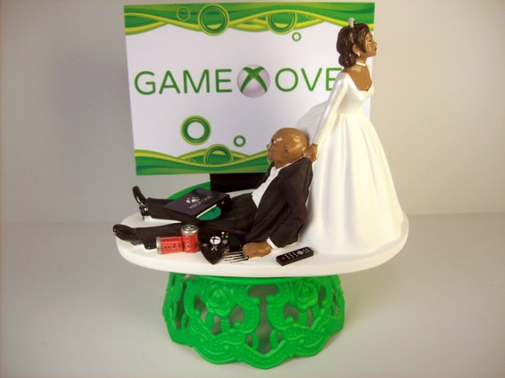 funny wedding cake toppers south africa wedding cake topper bald american black by 14607