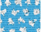 I Choose You Pokemon On Blue From Robert Kaufman