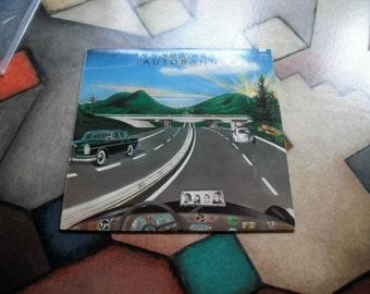 Kraftwerk Autobahn On Mercury Records 1974 German Electronic Band