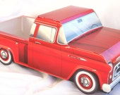 6 CLASSIC TRUCK paper Food Box-Vintage Car Box-Parties-Favors-