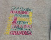 Grandmas sweatshirt