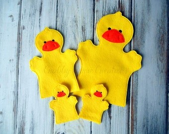 Duck Puppets