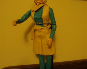 May West collectible doll