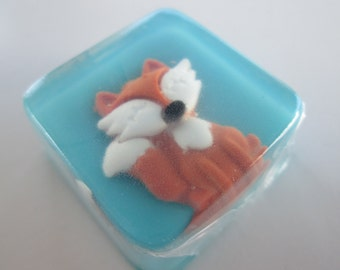 Fox Favors, baby shower, birthday