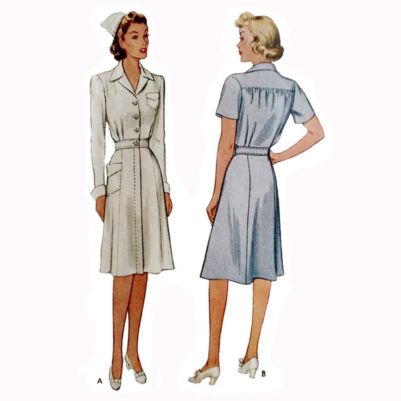 Nursing Uniform Patterns 63