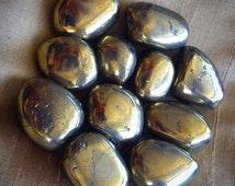 Tumbled Chalcopyrite