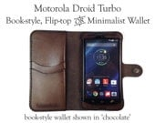 Leather Wallet for Motoro...