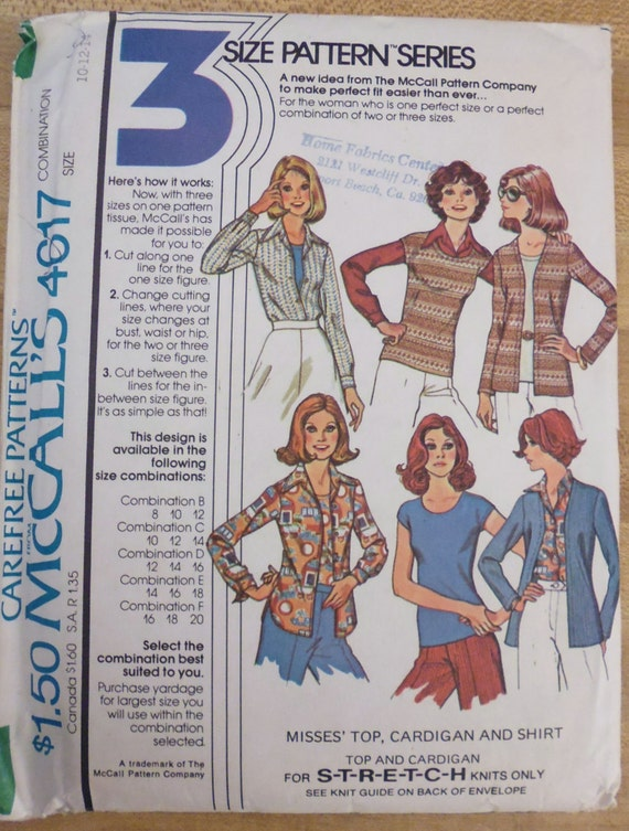 Lot 10 Vintage McCalls Needlework and Crafts 1976-81 Knitting Crochet Craft Pattrn