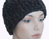 Charcoal Chunky Hat...