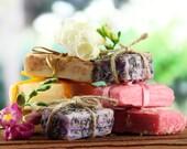 All Natural Soap Assortment