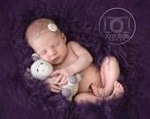 Little Giraffe crochet plush