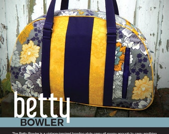 Swoon Patterns - Betty Bowler - Paper Pattern