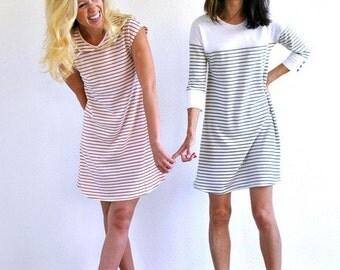 Christine Haynes - The Marianne Dress - Sewing Pattern