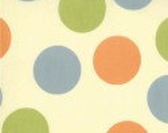 1m Momo Freebird (Spots on Cream) 100% Cotton