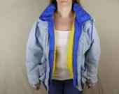 Vintage Gitano Heavy Jean Jacket Size L