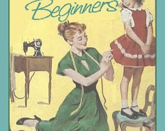 Sewing Class-Meet Your Machine-Beginner-1 Hour Class