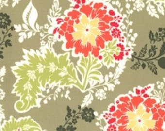 Secret Garden by Sandi Henderson for Michael Miller - Party Dress - Thyme - 1/2 yard cotton quilt fabric