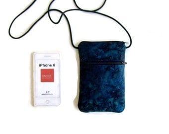 Cell Phone Purse, iPhone Purse, Small Purse, Cross Body Bag, iPhone Crossbody