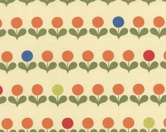 Avant Garden Creamsicle by Momo for Moda - 1.5 Yards - 16123 11