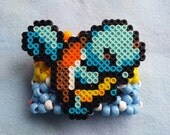 Squirtle Kandi Cuff - Rave - Festival - Ready to ship